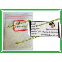 Quality White Powder  Furosemide Treatment of hypertension And Edema CAS 54-31-9 for sale