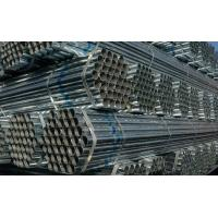 Quality 08Yu, 08Al oiled / black color / galvanized Rectangle, Ellipse Welded Steel Pipes / Pipe for sale