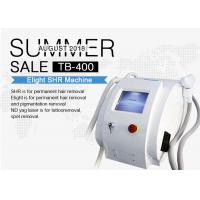 Quality 8 Inch Portable Laser Hair & Tattoo Removal Machine / Skin Rejuvenation Device for sale