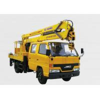Buy Durable Knuckle Boom Bucket Truck Lift For Aerial Lifting Machinery at wholesale prices