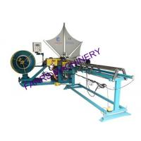 Quality Professional Saw Cutting Spiral Tube former machine , stainless steel spiral duct for sale
