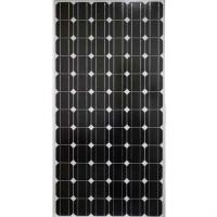 Quality Hotel Roof System Monocrystalline Silicon Solar Panels 320W Snow Resistant for sale