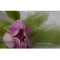 Buy 3mm to 8mm Chinchilla Patterned Glass, Rolled Glass, Figured Glass with at wholesale prices