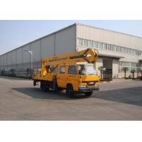 Quality 85Kw XCMG 17m XZJ5060JGK aerial work platform for Electrical Facility for sale