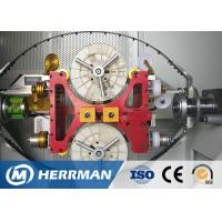 Quality Servo Electronic Pitch Wire Cable Machine Three Cores Torsion Free Pair Twister for sale