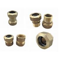 Quality solar water heating system / solar collector copper fittings for sale