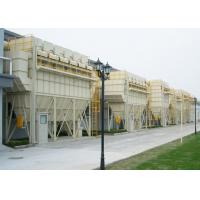 China Industrial Impulse Bag Dust Collector , Filter Bag Filter Dust Removal Technology on sale