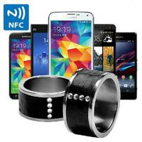 Quality HOT Cool Smart NFC Ring Smart waterproof for iphone 6 Android Phone For Samsung XIAOMI for sale