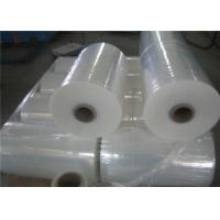 Buy LLDPE LDPE Stretch Film Big Roll Extrusion Machine With 1500 mm Width at wholesale prices