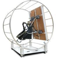 Buy 100 Degrees Turntable Strollers Testing Machine For Baby Carriages at wholesale prices