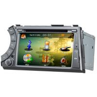Quality 3G Ssangyong DVD Player High Definition ST-833 for sale