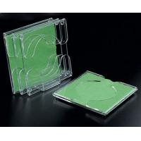 Quality Beautiful Shape Clear Acrylic Coasters For Round Cup for sale