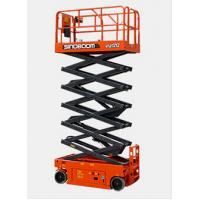China Electric Scissor Lift with Lifting Height 13.9m,Capacity 320kg(GTJZ 1212) on sale
