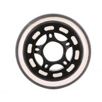 Buy cheap 73x25 Sunflower Crystal Round Casting Polyurethane Wheel for Skates from wholesalers