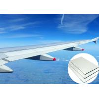 China 2a12 Alloy Aircraft Grade Aluminium Sheet Oem Service High Strength For Wings on sale