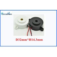 Quality 32mm Sonalert Piezo Electric Buzzer , Alarm DC Piezoelectric Buzzer for sale
