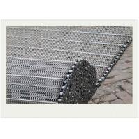 Quality Balanced 304 Stainless Steel Mesh Conveyor Belt With High Temperature Resistant for sale