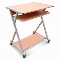 Quality Mobile Computer Table, Available in Various Colors for sale