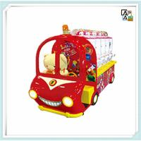 Quality Mini Fun House indoor amusement children kids like playing mini candy toy prize crane game machine for sale