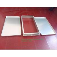 Quality High quality 16lbs frozen shrimp use aluminum fast freezing frame tray for sale