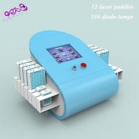 Quality 336 Zerona Diodes Laser Liposuction Machines For Slimming / Body Sculpting for sale