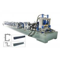 China Galvanized Steel C/Z Purlin Roll Forming Machine Automatically With Pre - Cutting on sale