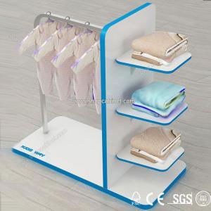 Quality 2015 new garment shop metal display rack for sale