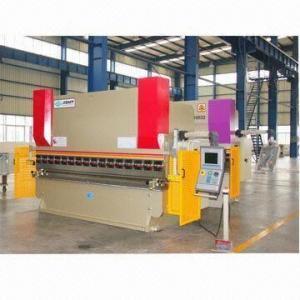 China CNC Press Brake with 3200mm Maximum Bending Width, 160T on sale