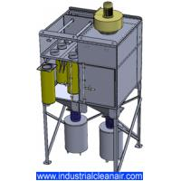 Buy cheap Vertical Cartridge Dust Collector from wholesalers