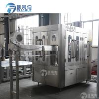 Drinking Automatic Water Bottle Filling System For Plastic Bottle Pure Water