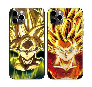 Quality Goku 3D Lenticular Flip Plastic Phone Case For Souvenir for sale