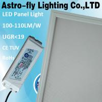 Quality 595x595 40W  UGR dimmabled LED Panel light for sale