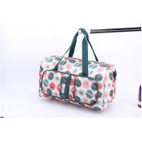 Quality Beautiful flower printing carry on luggage for business or travel for sale