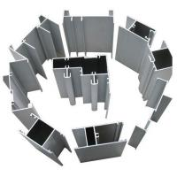 Quality Chemical / Mechanical Polished T6 / T66 Aluminum 6000 Series Window Extrusion Profiles For Living Room for sale