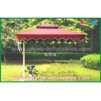 Buy cheap Custom Print 300cm Banana Hanging Sun Beach Umbrella for Outdoor Garden from wholesalers