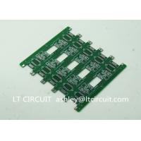 Quality Pannelized Double Layer Making Printed Circuit Boards RoHS Hot Air Solder Level for sale