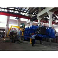 Quality PLC Control Portable Compressing Scrap Metal Baler With Manual Operating System for sale