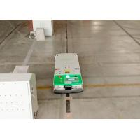 Material Handling Automated Guided Vehicle One Way Track Guidance Tunnel Type for Beverage Industry
