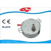 Quality High Efficiency 3W Synchron Electric Motors 2.5RPM For Air Cooler for sale