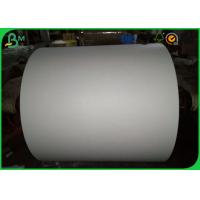 Quality 95 % - 98 %  Brightness Jumbo Roll Paper Colour Made From Recycled Wood Paper for sale