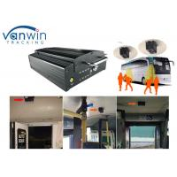 Quality High end battery powered Double camera people counter Video MDVR system by 3G or 4G for sale