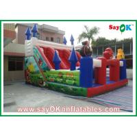 Buy cheap Customized Inflatable Water Slide For Children Playground from wholesalers