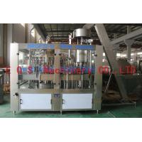 Quality Juice / Tea Monoblock Hot Filling Machine for sale