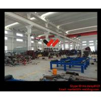 Buy Horizontal type H-beam Assembly & Welding Integrating Machine for H Beam at wholesale prices
