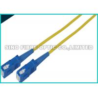 Buy cheap OM2 62 / 125um Duplex LC LC Multimode Fiber Patch Cord for Infiniband QDR from wholesalers