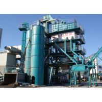 Buy Accuracy Batching Asphalt Mixing Equipment , Wet Mix Plant 50T Filler Tank 55KW Winch at wholesale prices