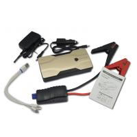 Quality 520g compact car jump starter 14400mAh Power Bank USB charge design for sale