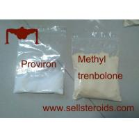 Quality Legal Injectable Bulking Cycle Steroids Methyl trenbolone Light Yellow Powder 965-93-5 for sale