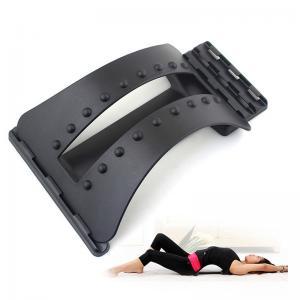 Quality Fitness Back Massage Stretcher , Magic Back Stretcher Multi Level Adjustment Arch for sale
