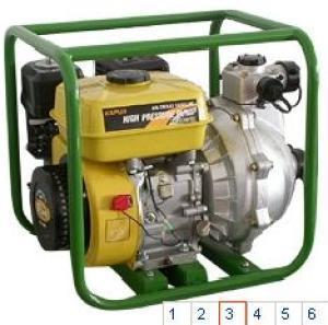 "Quality Gasoline High Pressure Pump 1.5""Impeller for sale"